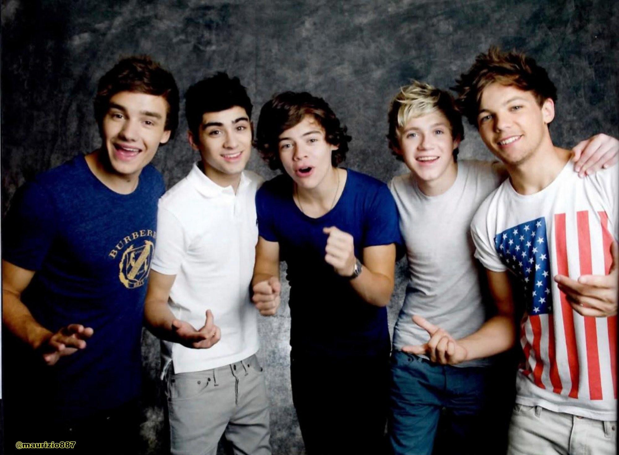 One Direction Wallpaper Desktop Background #21500 Wallpaper .