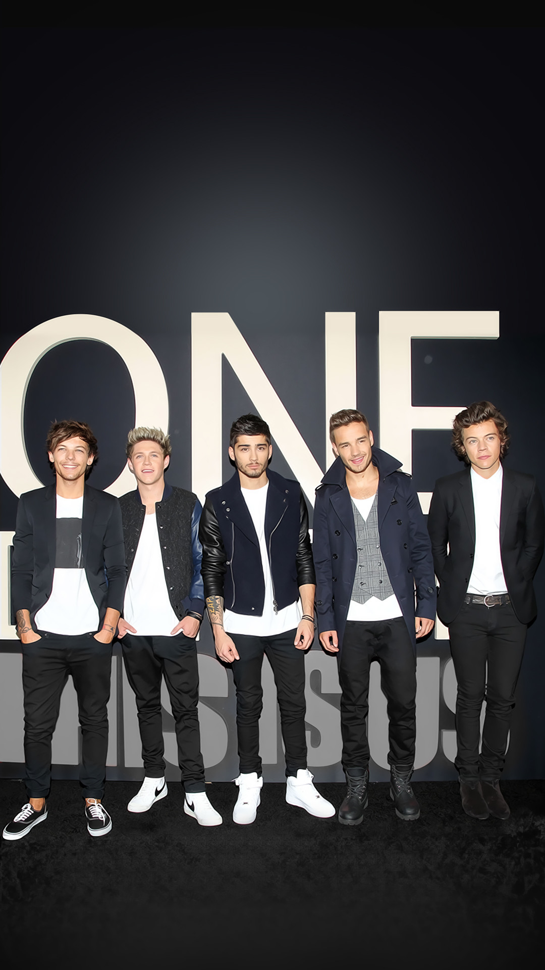 One Direction wallpaper for mobile phones … – One .