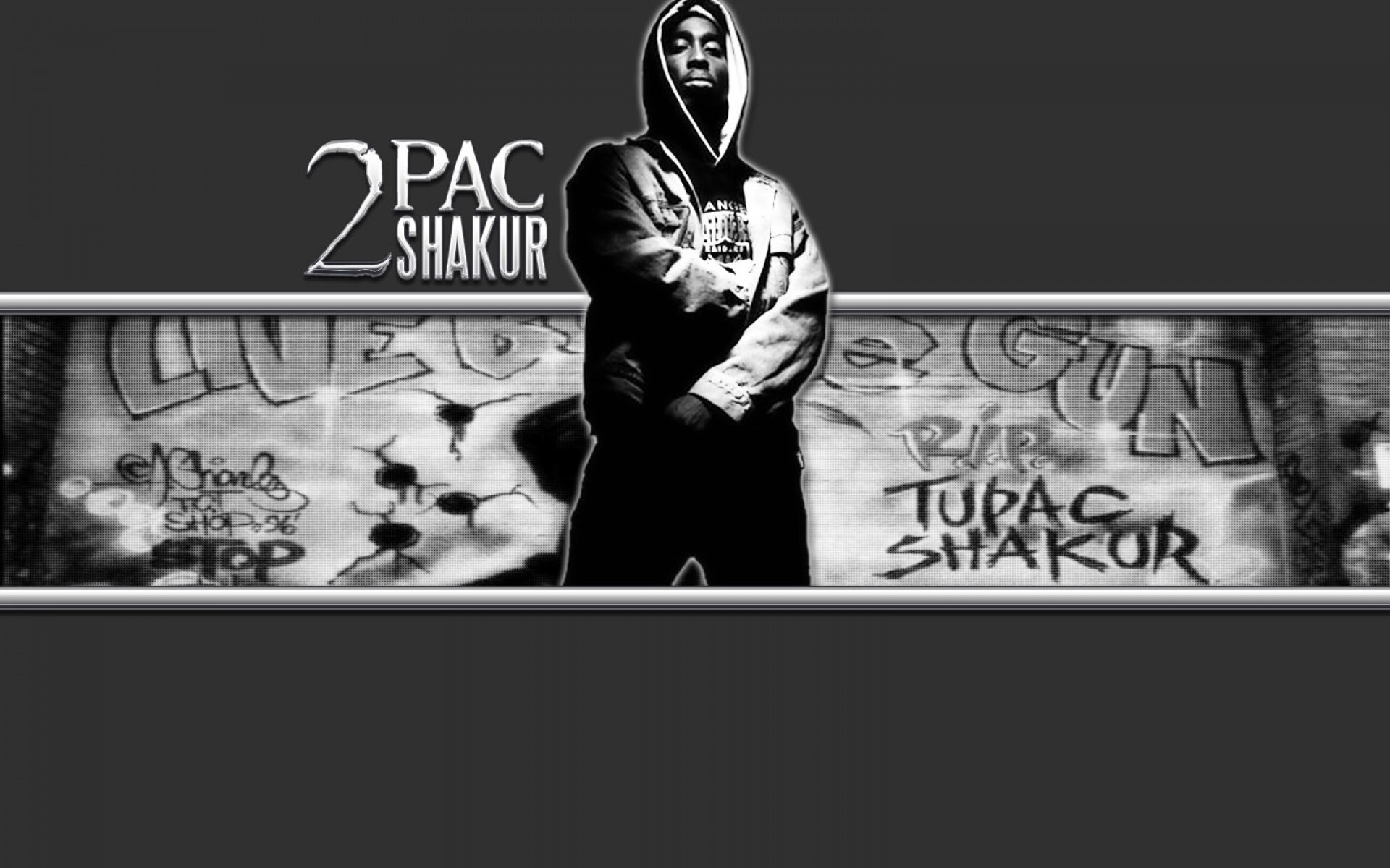 2Pac Wallpaper Hd Tupac Wallpaper Hd