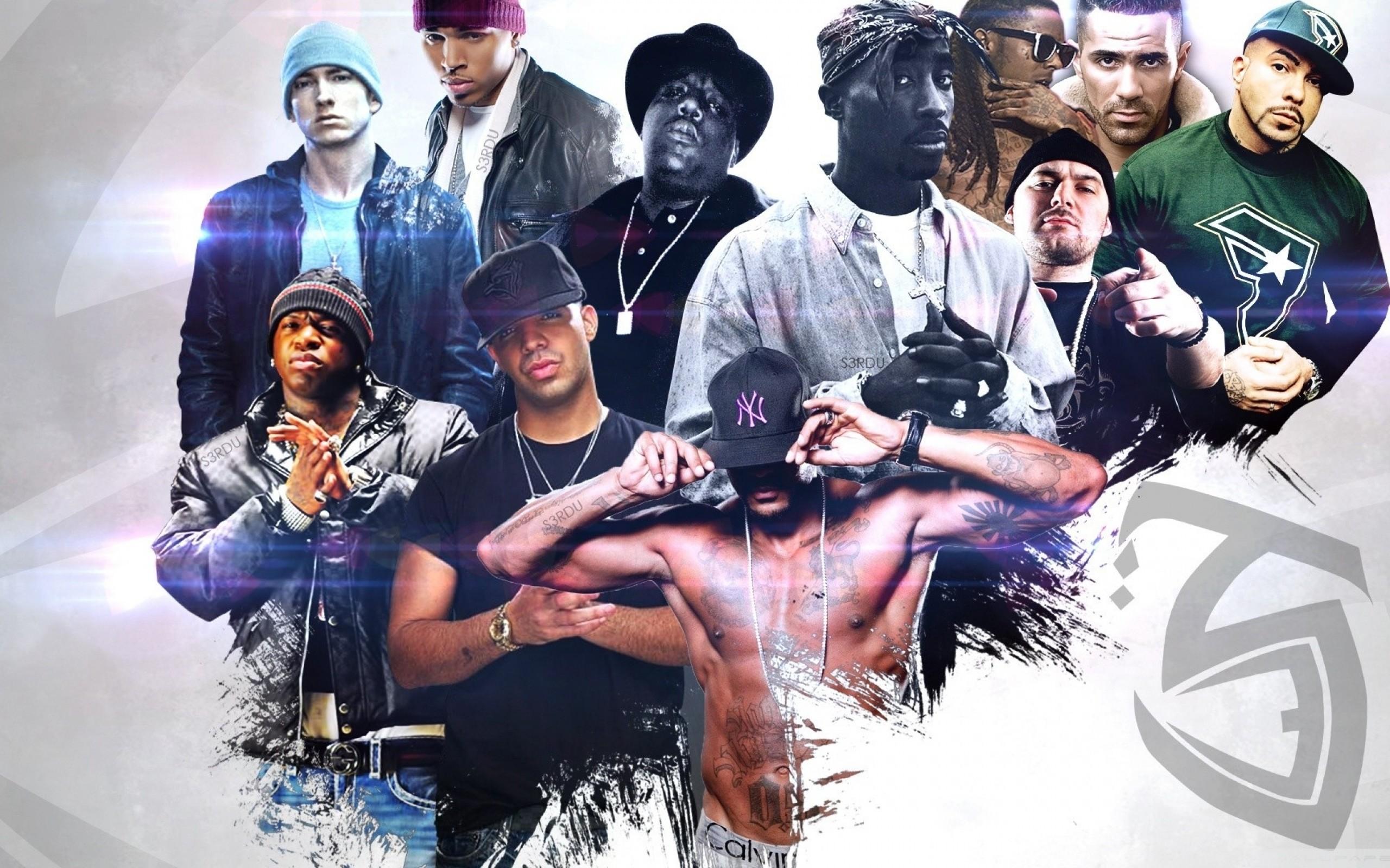 rap 2pac eminem lil wayne notorious big rapper chris brown 1920×1080  wallpaper Art HD Wallpaper