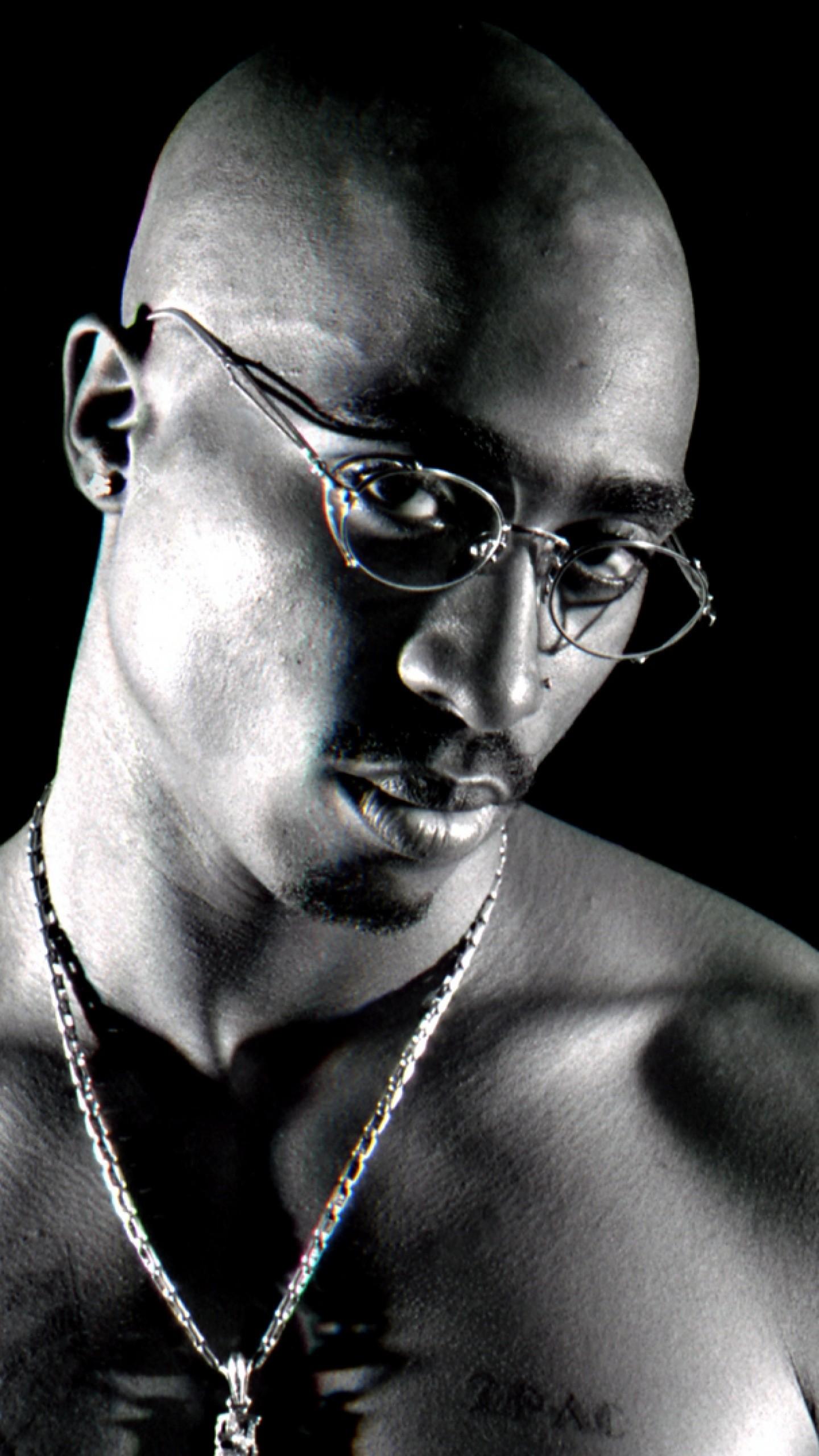 Preview wallpaper tupac, 2pac, rapper 1440×2560
