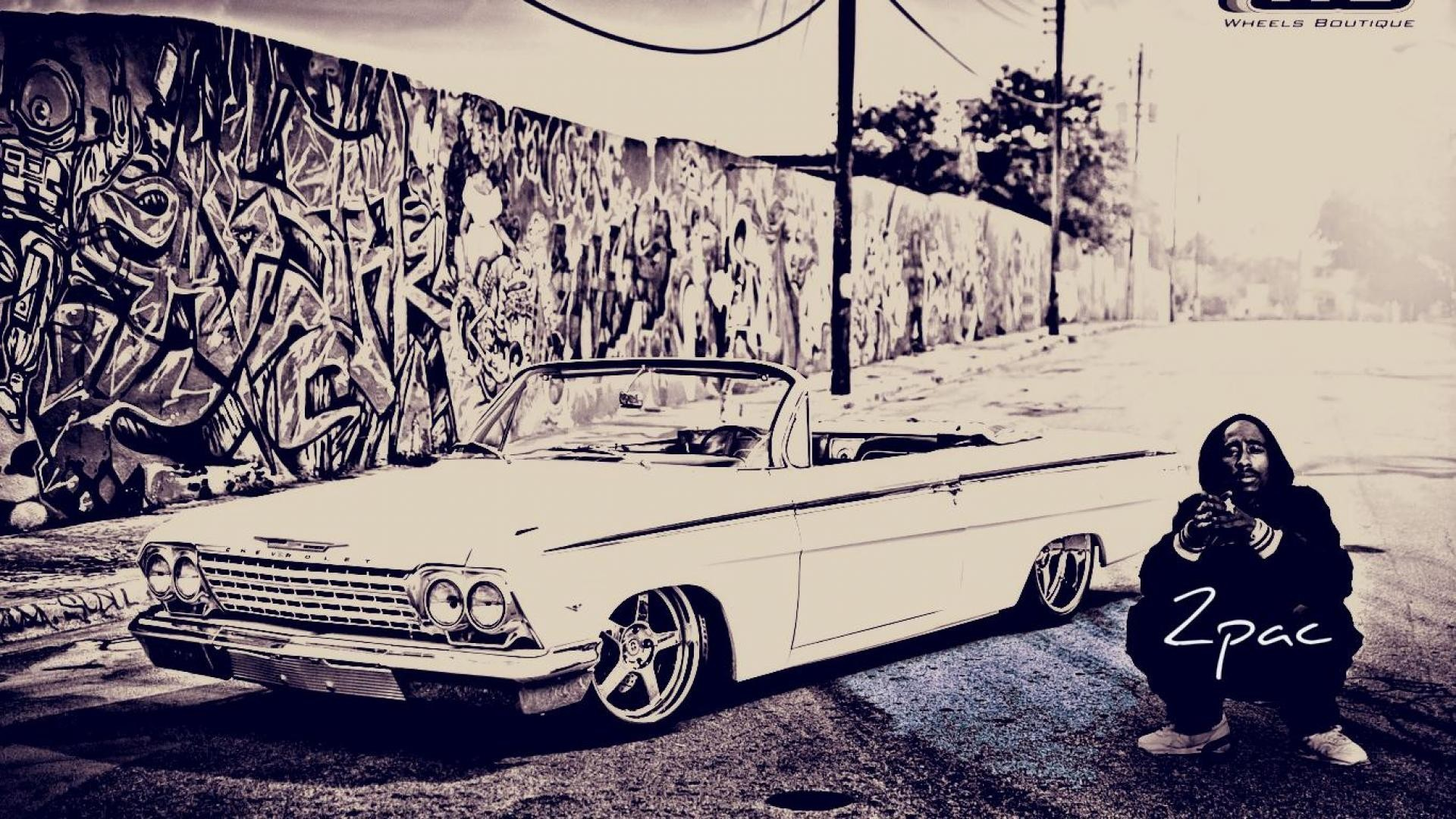 Lowrider background for your phone (iPhone & android), computer or .