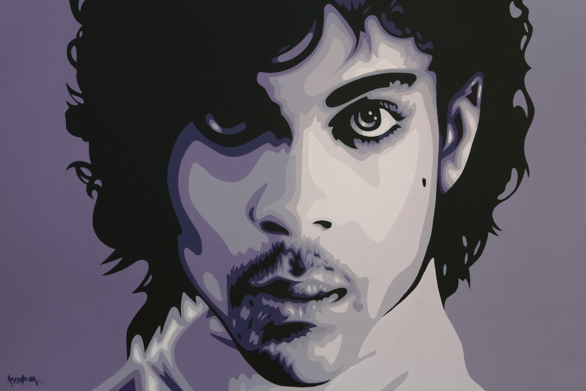 Prince Wall Mural Photo Wallpaper