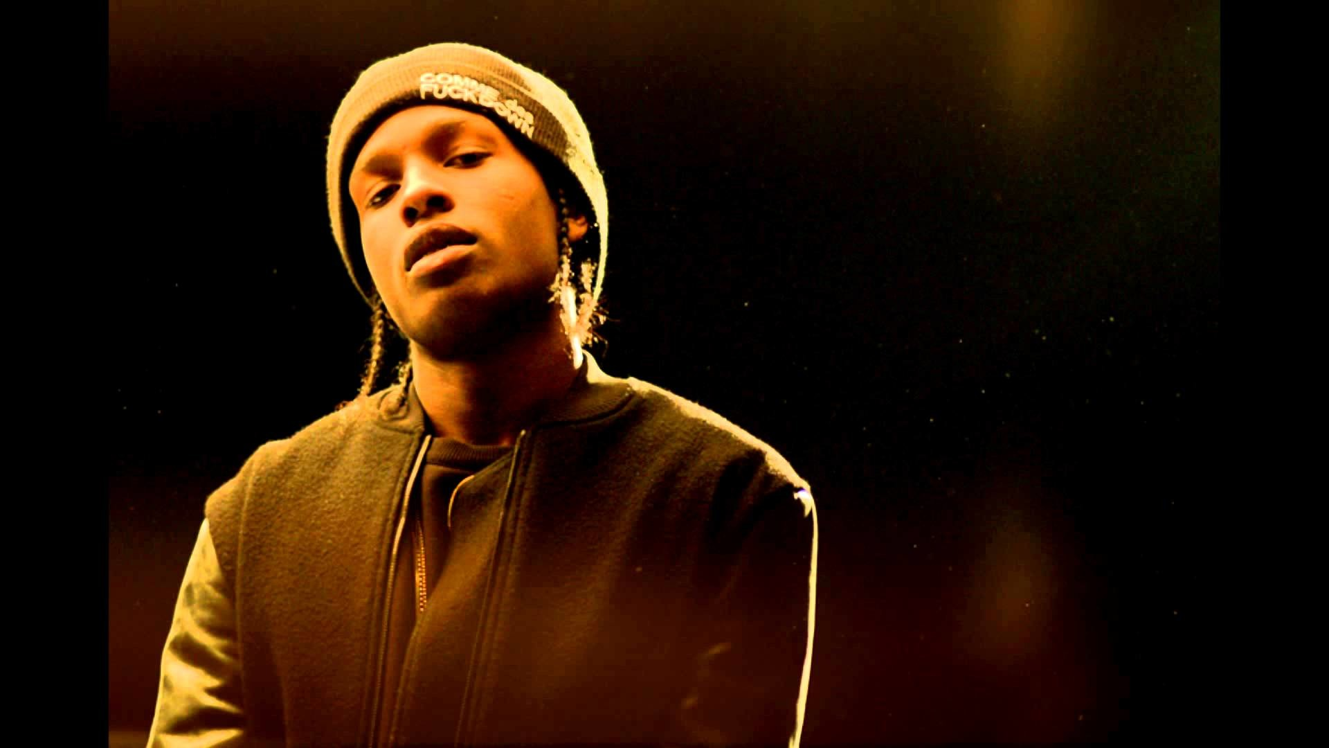 ASAP Rocky-Rap Instrumental (From new album) 2015