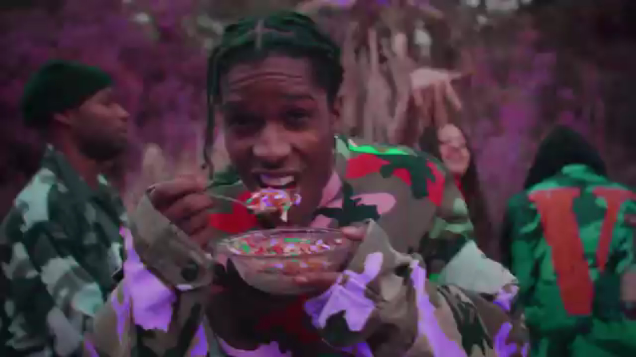ASAP Mob – Yamborghini High (Feat. Juicy J) (Official Music Video) – Rap  Dose