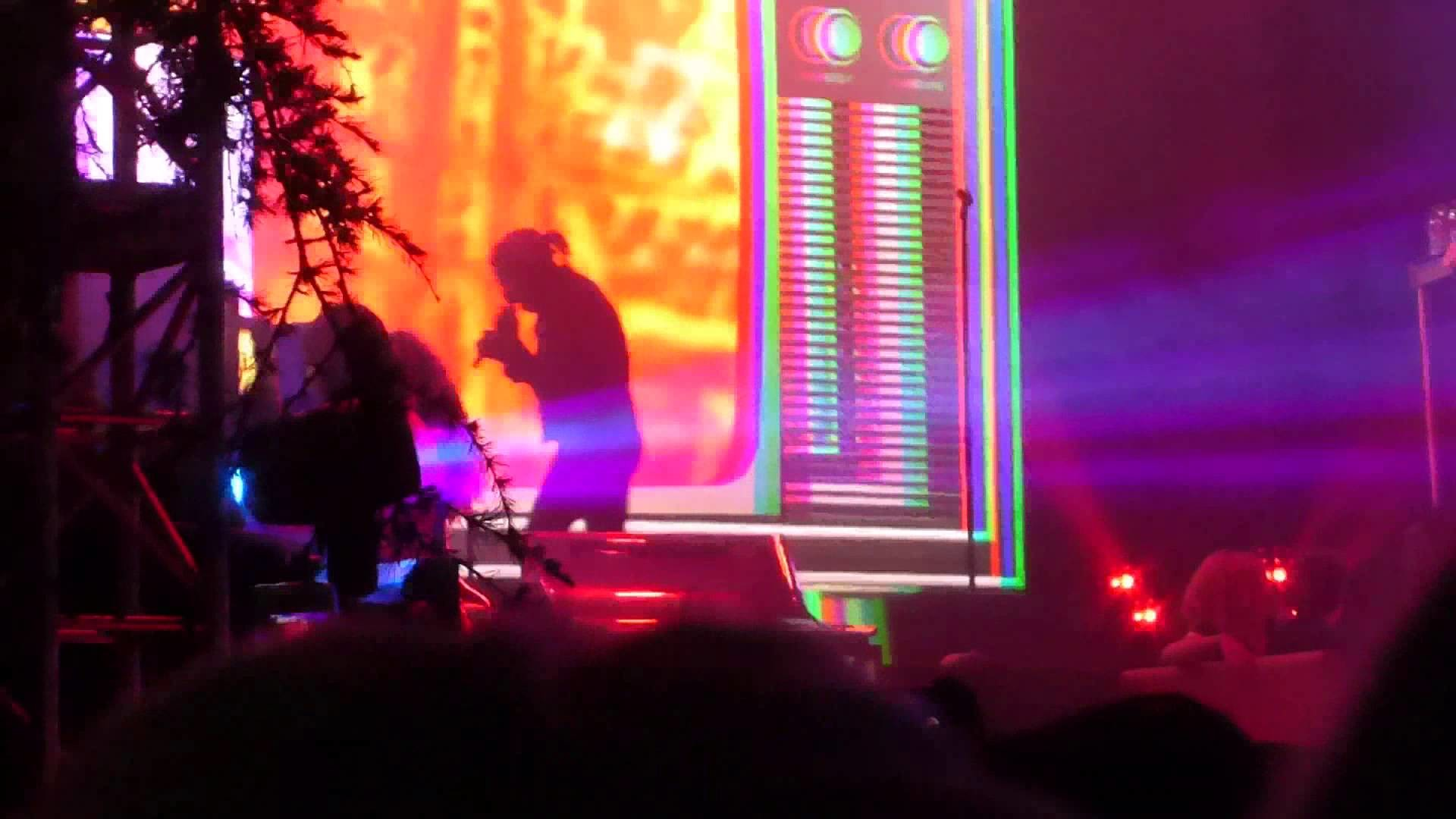 ASAP Rocky – LSD Live Camp Flog Gnaw 2015