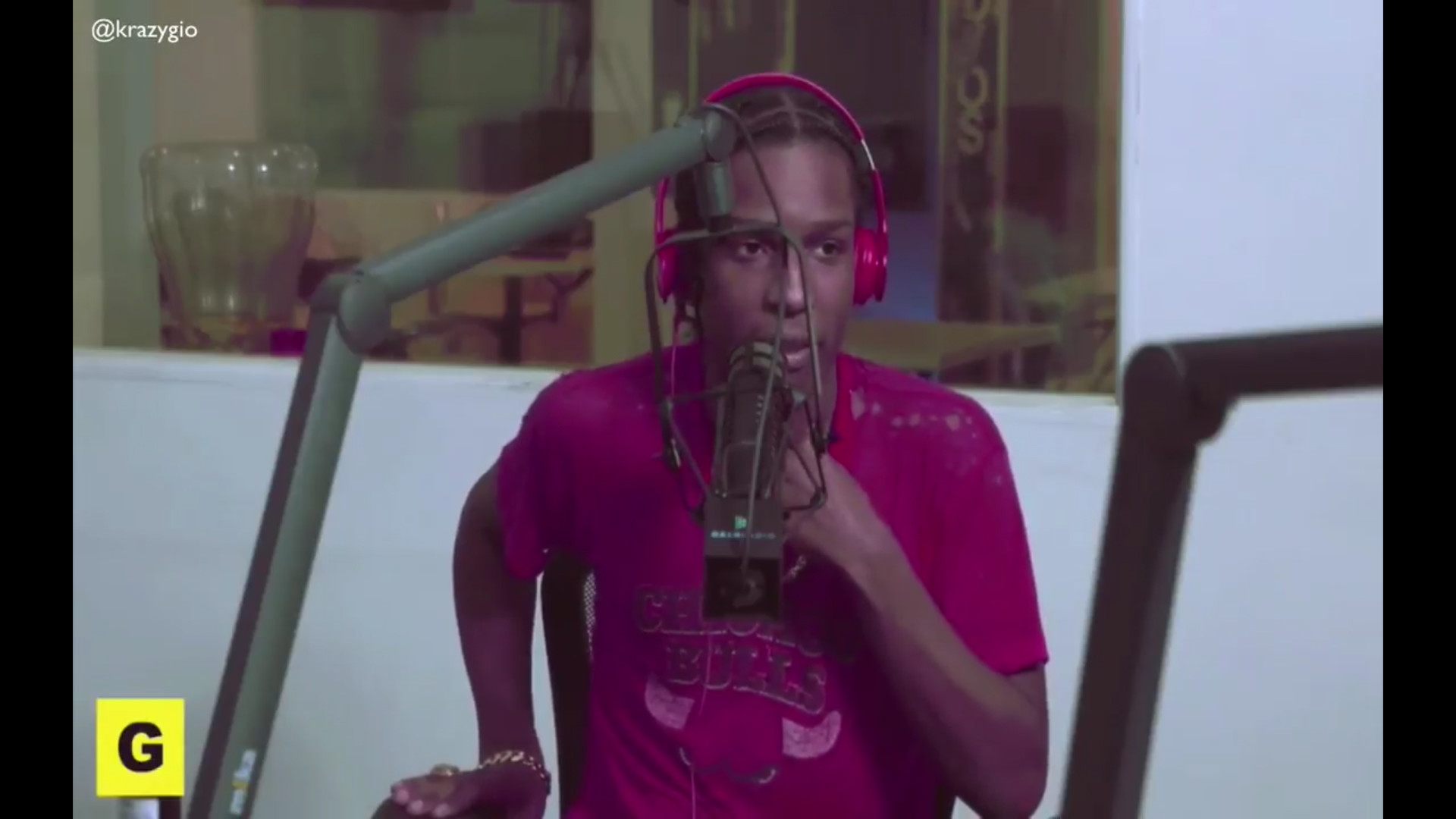A$AP Rocky Does An Impeccable Tyler, The Creator Impression – Stereogum