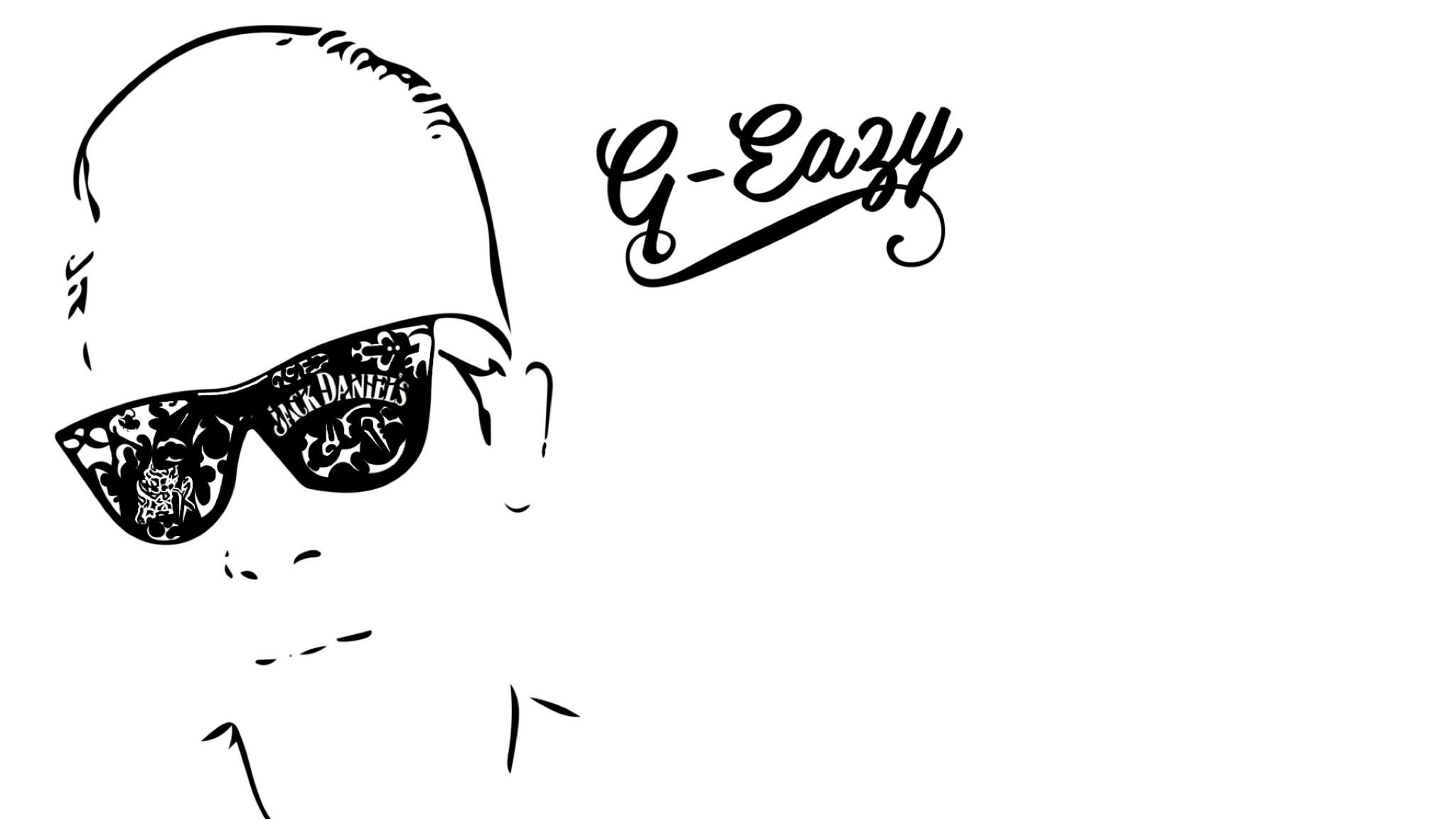 Created one for my favorite artist G-Eazy …