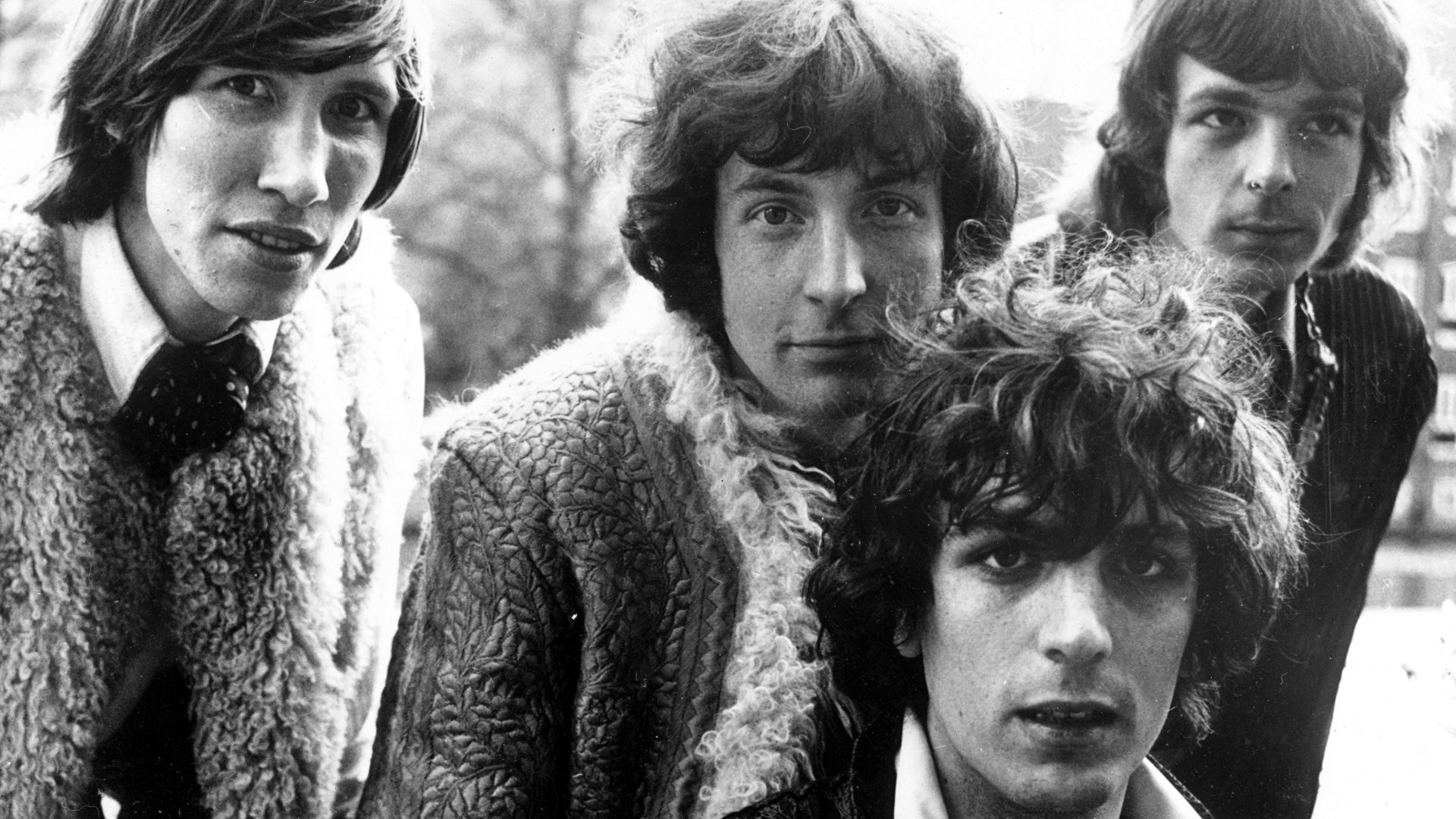 … Pink Floyd In The Sixties With Syd Barret Computer Wallpaper