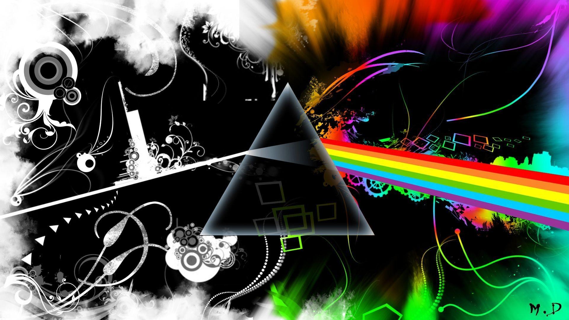 Pink Floyd Dark Side Of The Moon Wallpaper HD