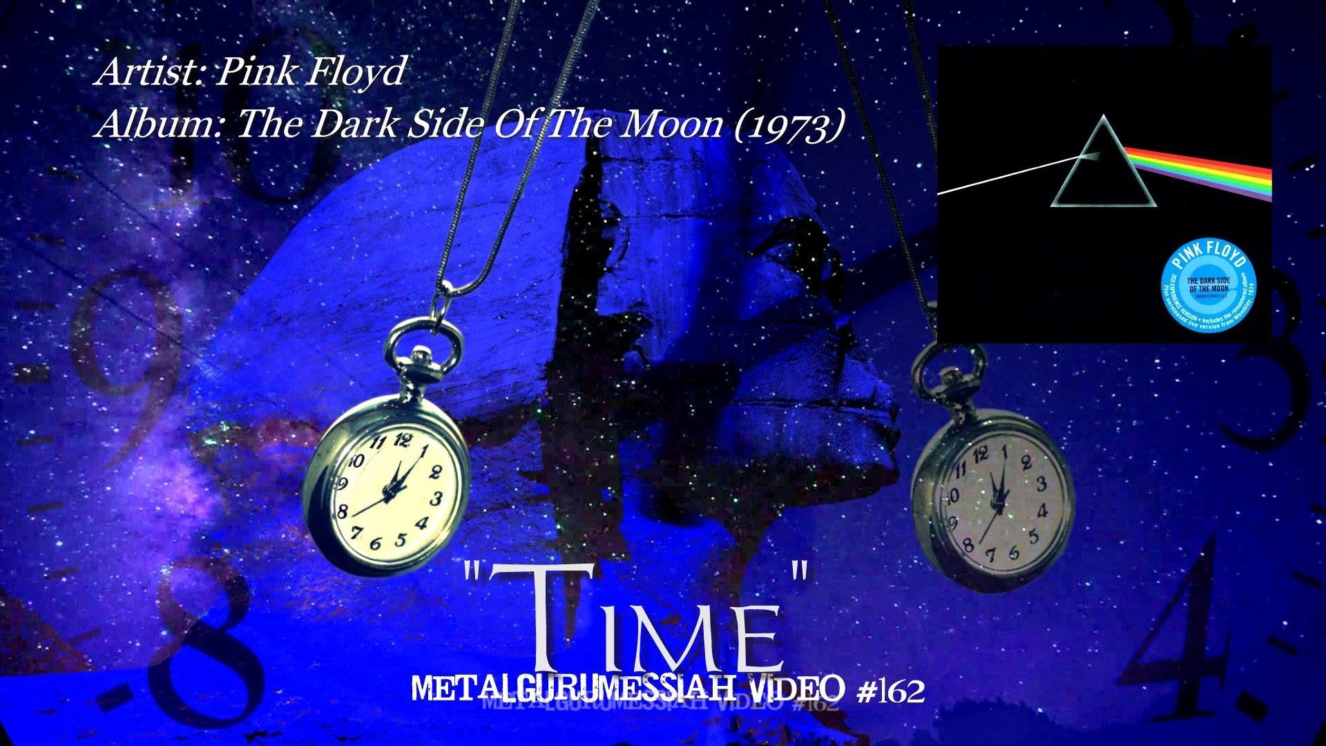 Time – Pink Floyd (1973) HQ Audio HD Video ~MetalGuruMessiah~ – YouTube