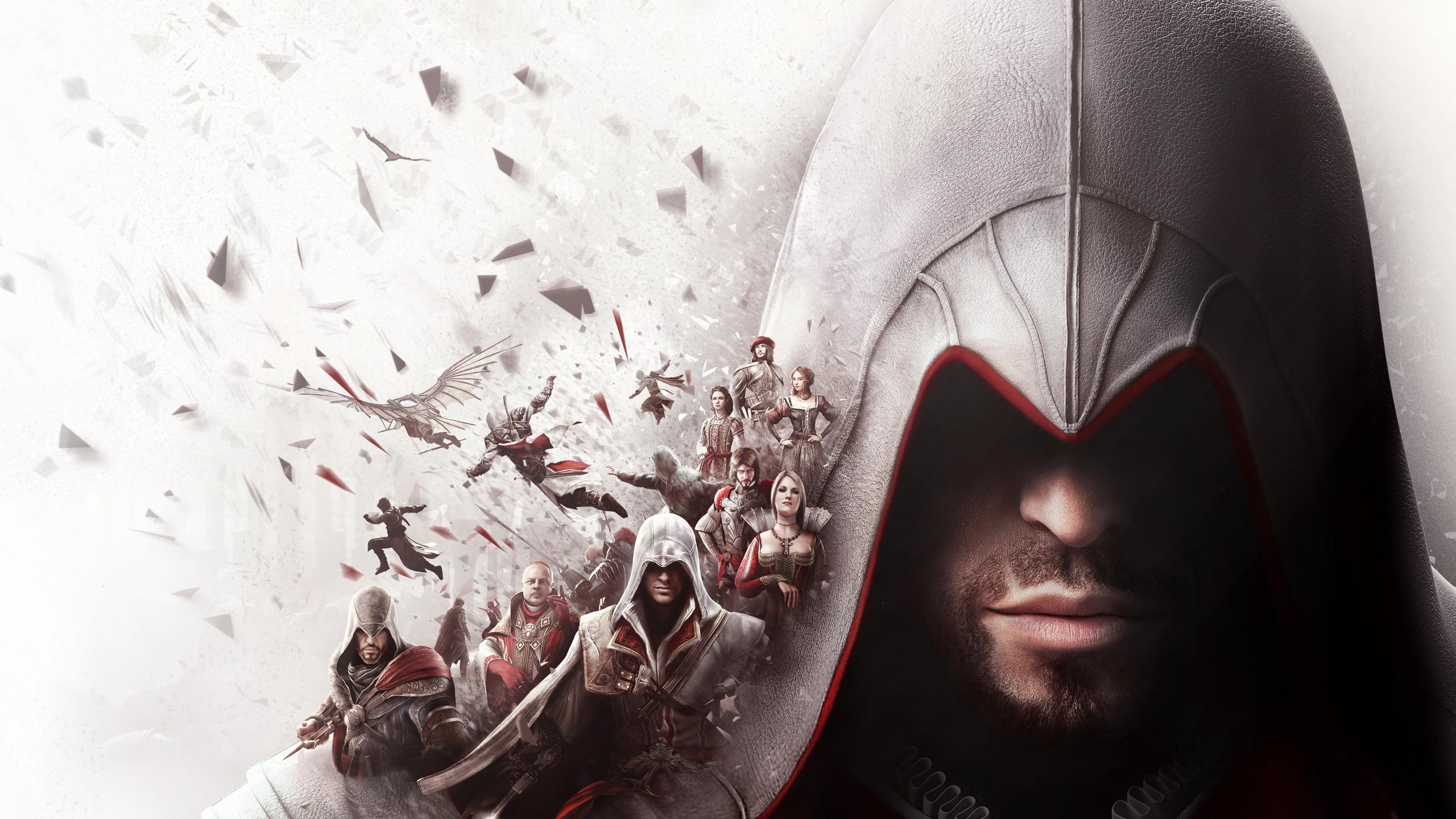 Games / The Ezio Collection Wallpaper