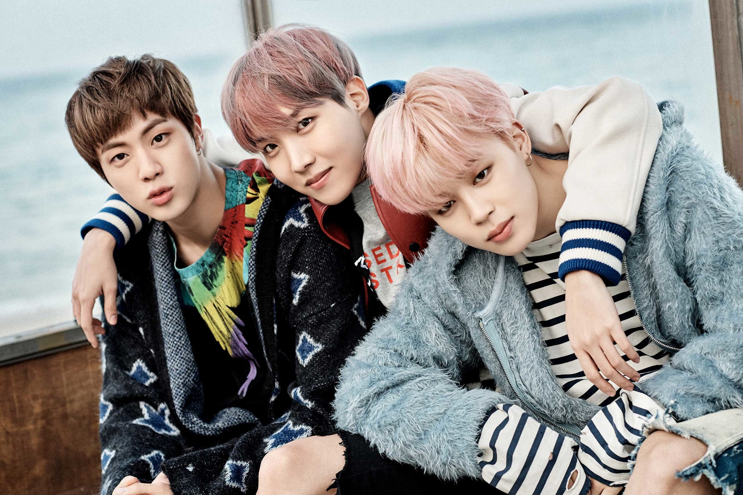 [Picture] BTS' 'WINGS: You Never Walk Alone' Concept Photo 2 [170203]