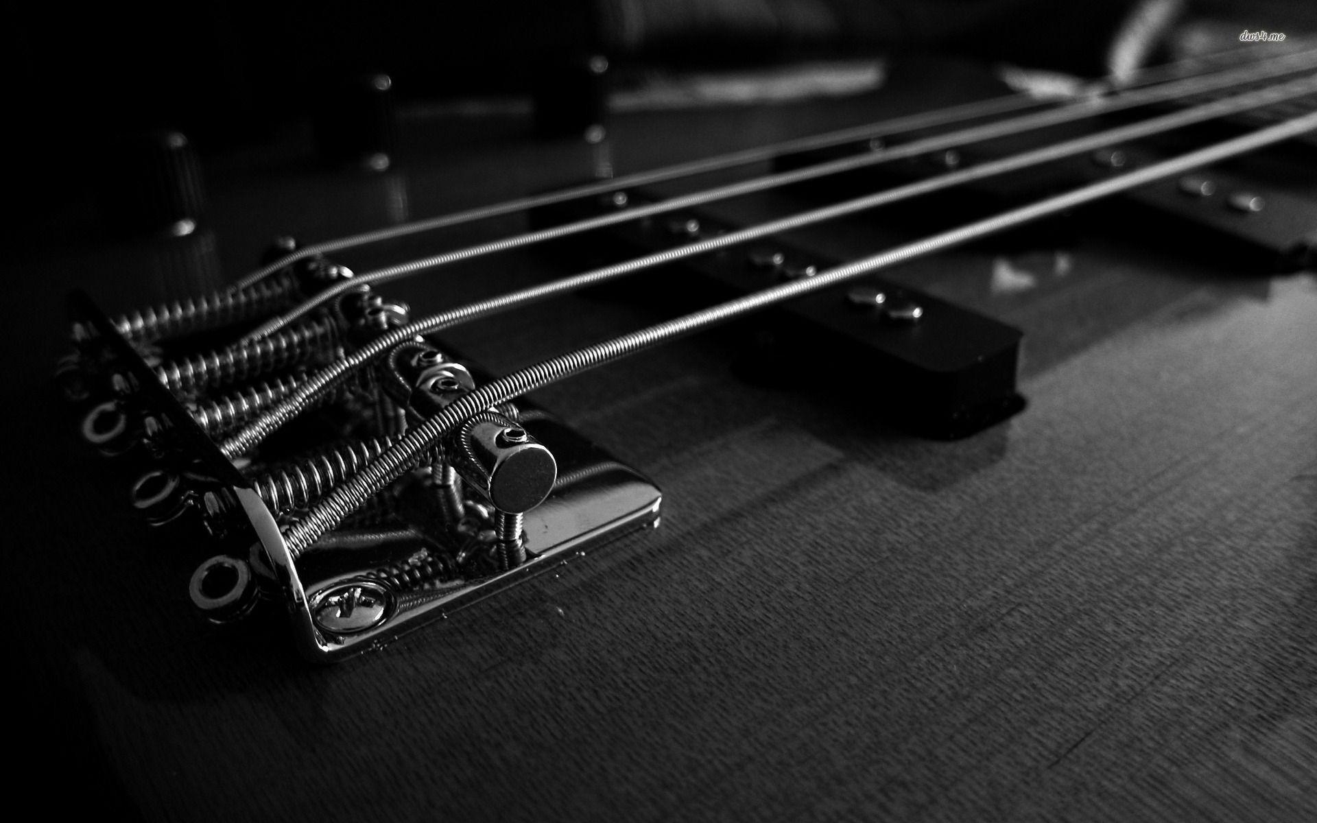 Wallpapers For > Bass Guitar Wallpapers For Desktop