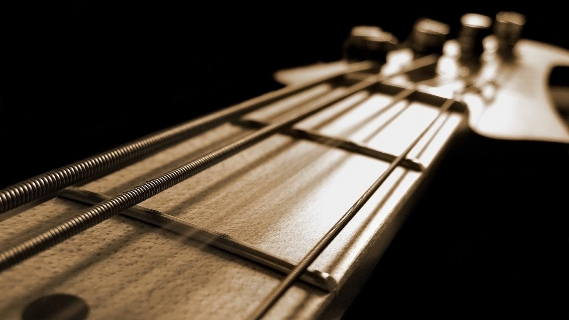 Ringing Bass String HD Wallpaper | Download HD Wallpaper, High .