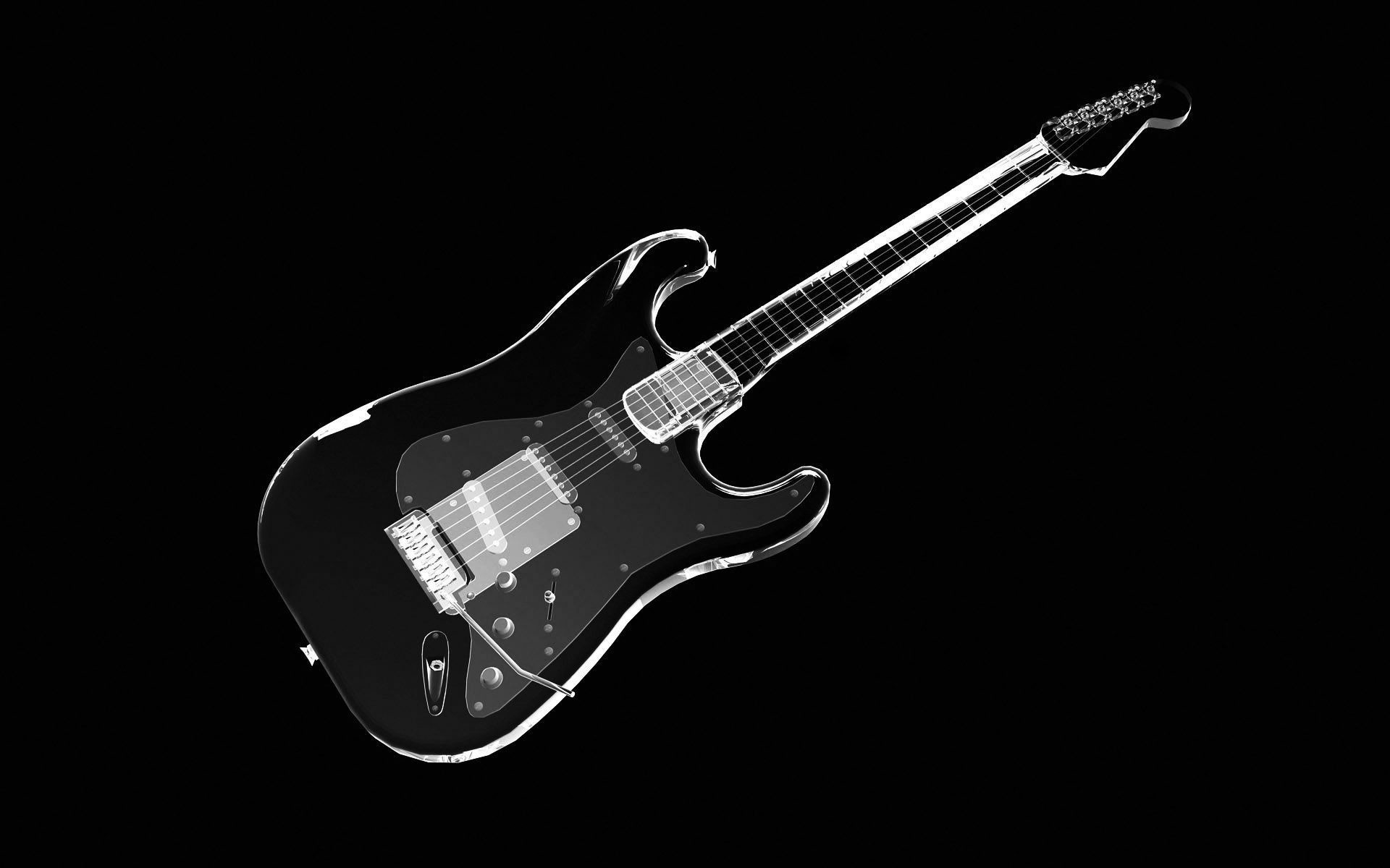 Guitar Black Backgrounds – Wallpaper Cave