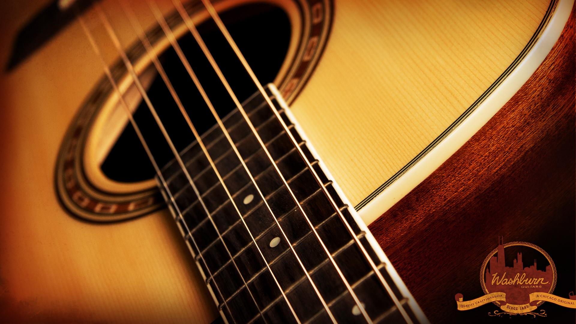 Washburn Guitars Wallpaper
