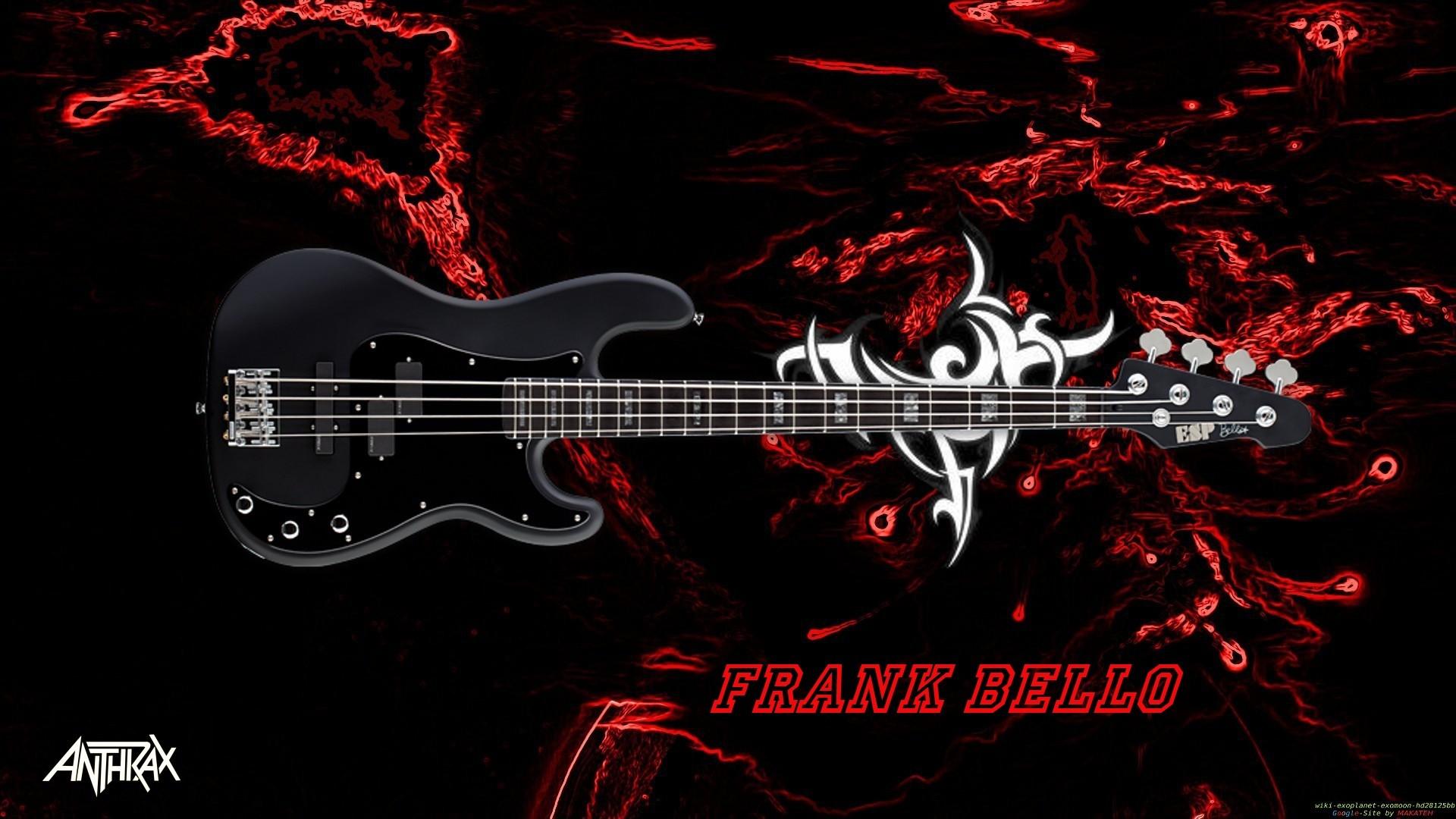 Music – Guitar Metal Wallpaper