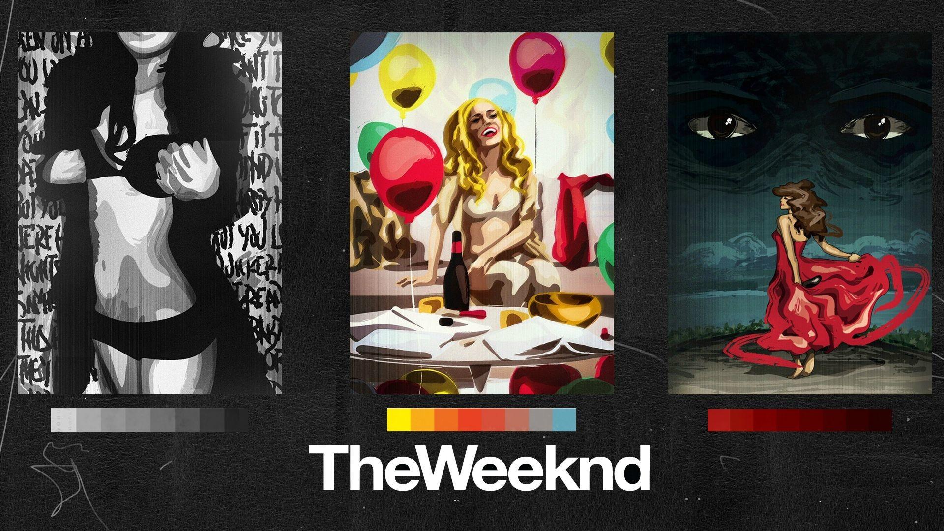The Weeknd Wallpaper, Celebrities: The Weeknd, Abel Tesfaye, Top 1920×1080