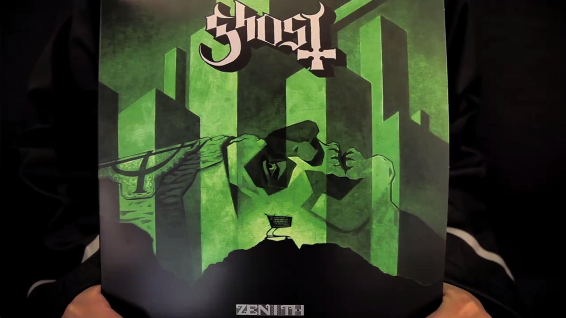 Stream Ghost's 'Zenith'
