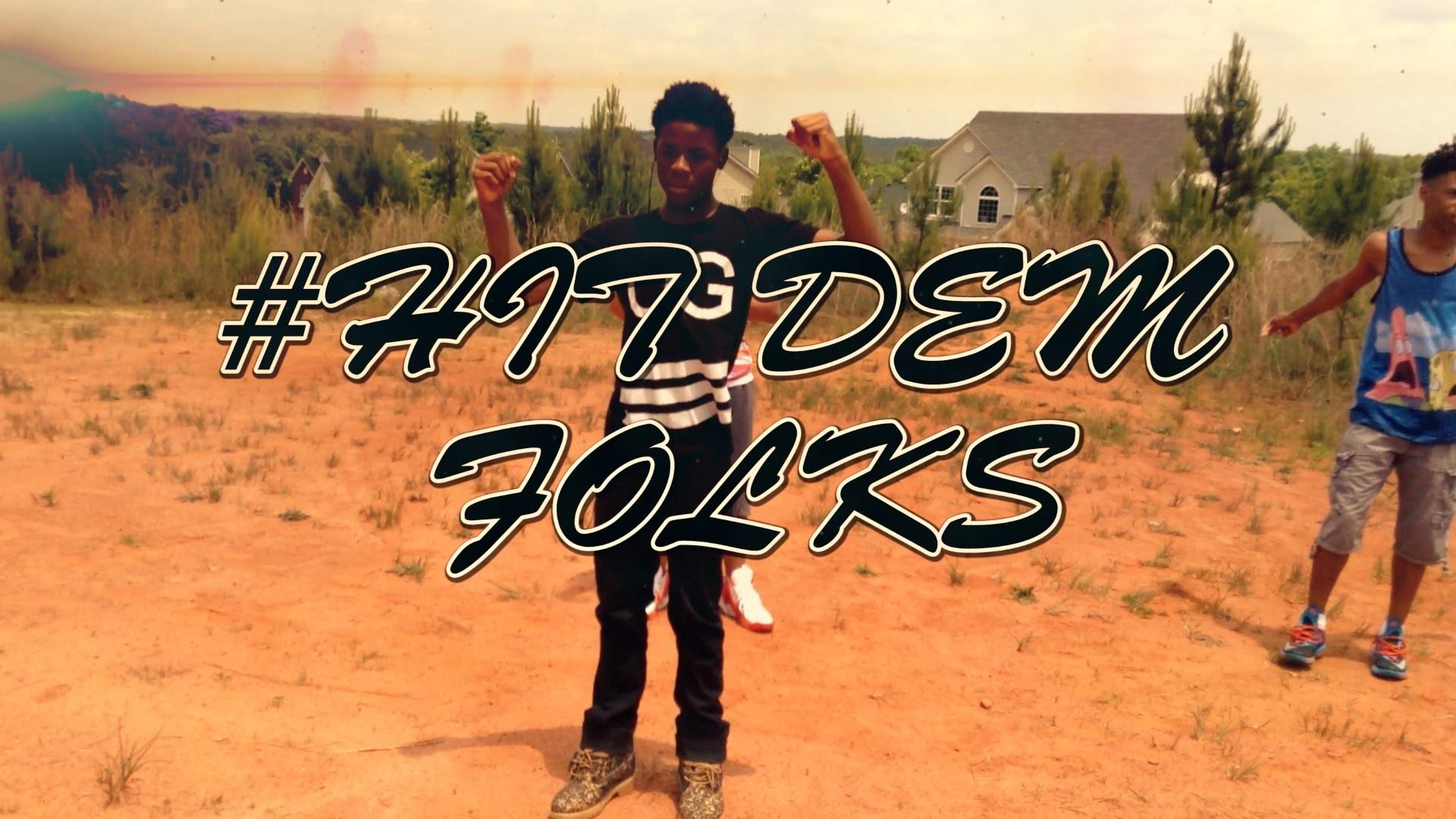 Hit Dem Folks Official Dance Video #Hitdemfolks (Music Video) drop dance  Lil Donald – Juice – YouTube