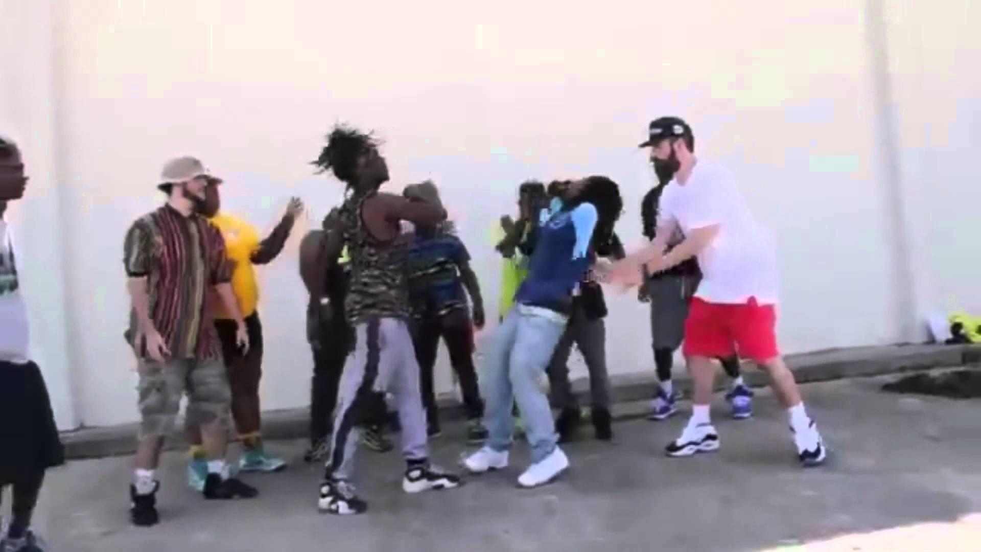 Modern Street Dance – Houston Hit Them Folks   NEW 2015 HOT TREND STR8 DROP