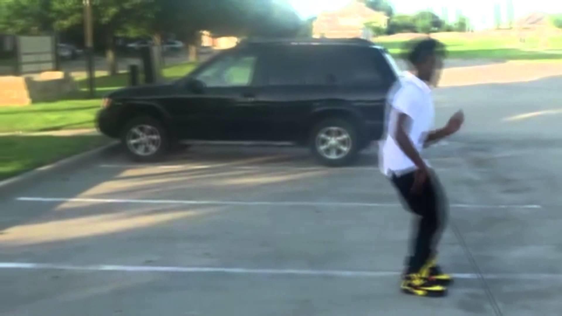 Modern Street Dance – Dab / Hit Them Folks