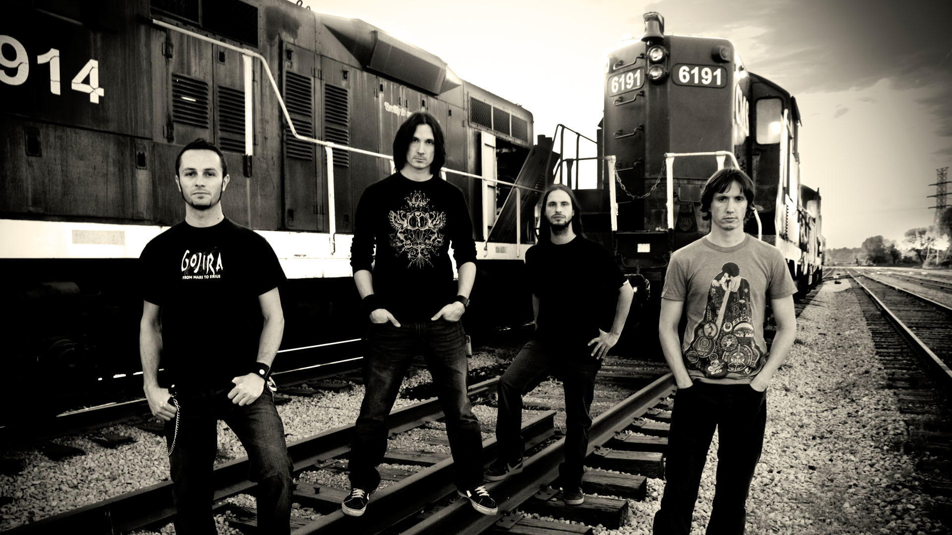 Gojira – Bands, Images metal Gojira – Bands Metal bands pictures and photos  – Metalship Wallpapers