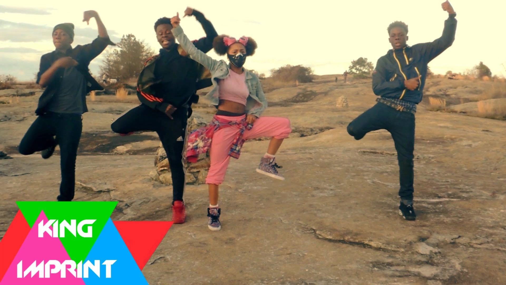 iHeartMemphis – What Are Those   Lean and Dab (Official Dance Video)   King