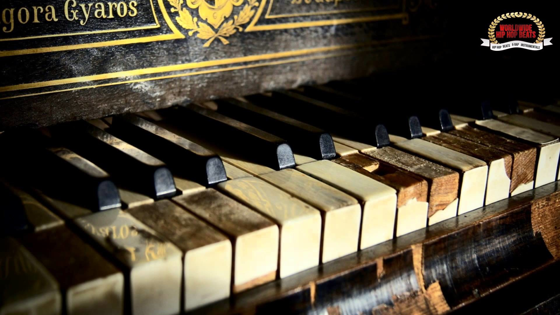 Deep Oldschool Piano Beat Emotional Rap Instrumental – The old Piano by  Calamity Kid – YouTube