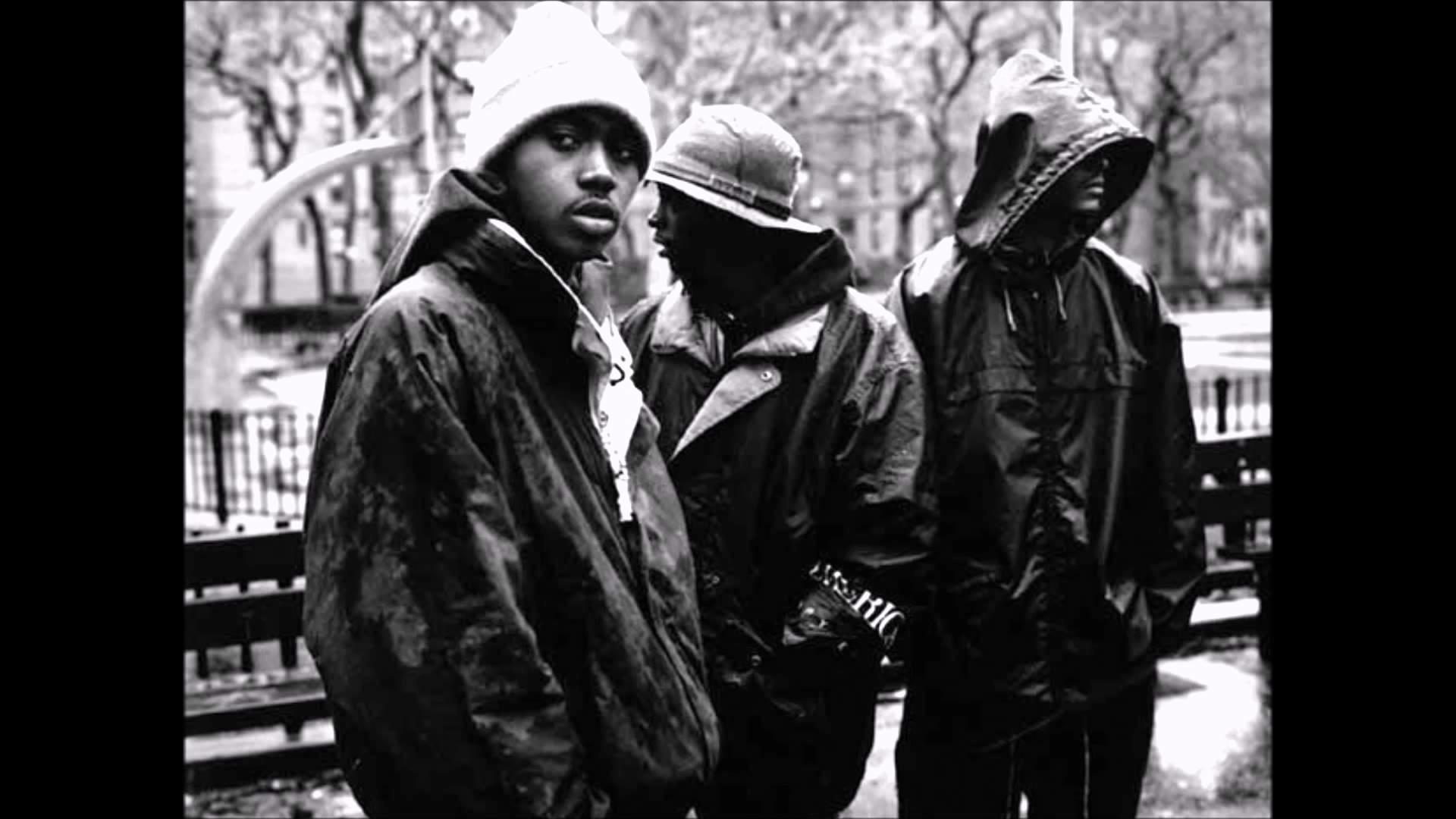 *New* 2015 Old School Rap Instrumental Type Beat W/ Nas Vocal Samples
