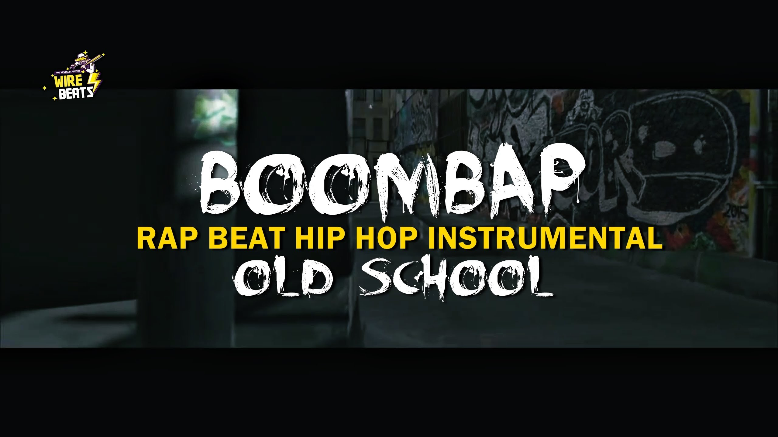 Real Old School Rap Beat │BoomBap Hip Hop Instrumental │Wirebeats The  Blocks Finest Instrumentals – YouTube