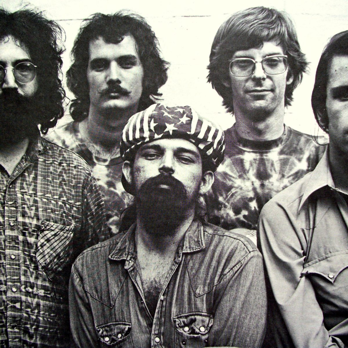 Download Wallpaper Grateful dead, Rock band, Psychedelic .