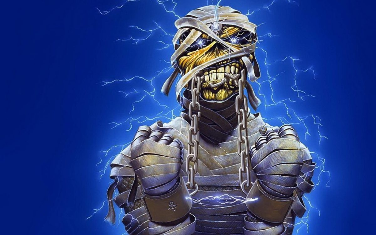 Wallpapers For > Iron Maiden Eddie Wallpaper Hd