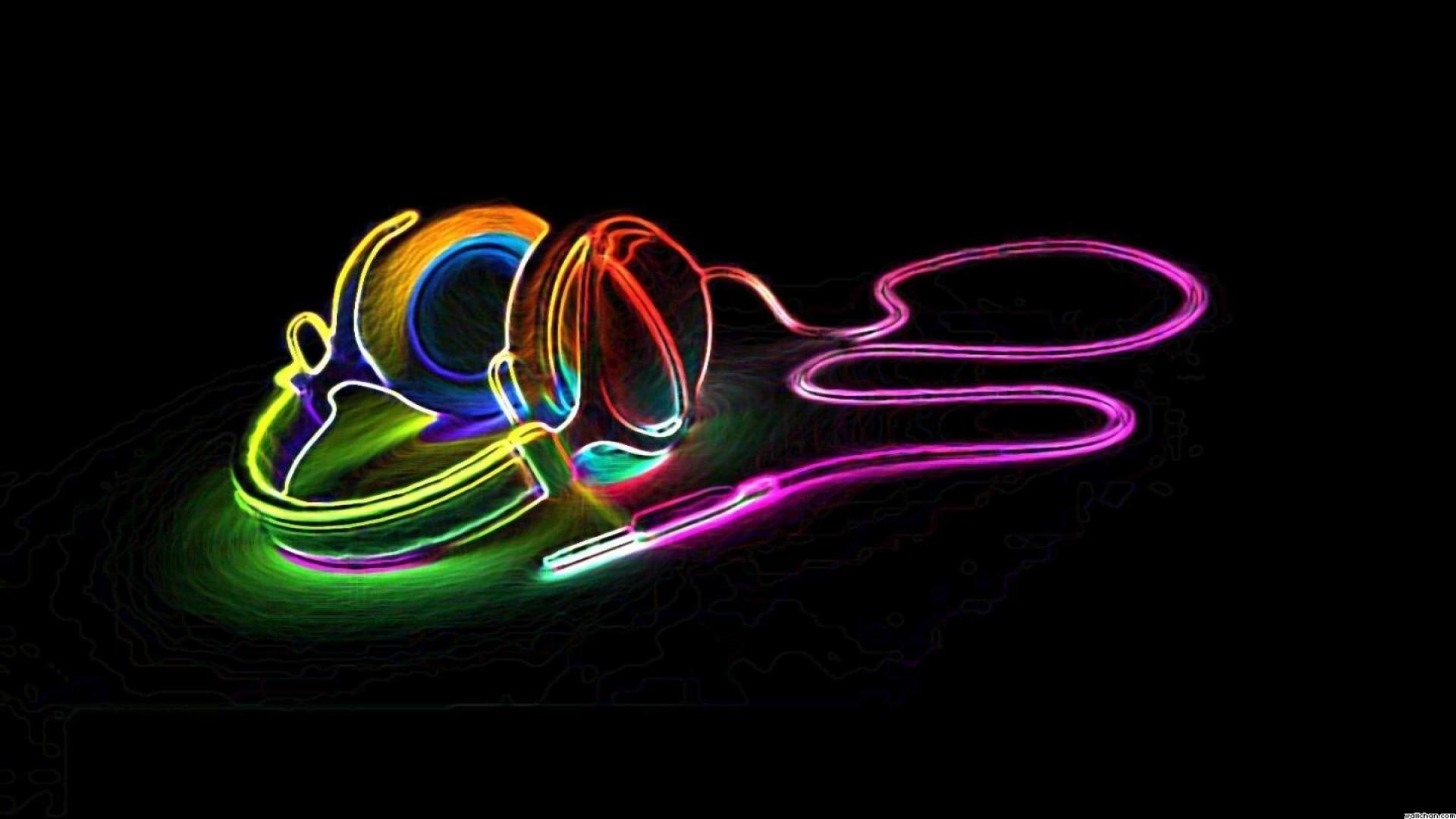 www.walldevil.com wallpapers a50 neon-headphone.jpg