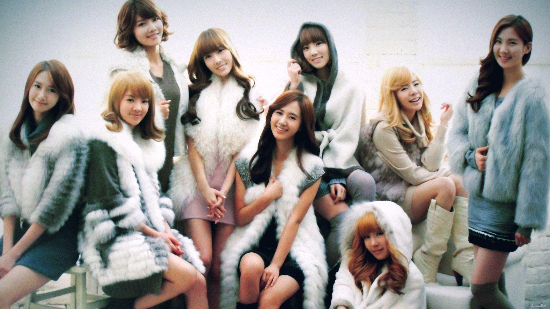 SNSD Girls Generation Wallpaper HD 소녀시대/少女時代 1024×768 Snsd Wallpaper (