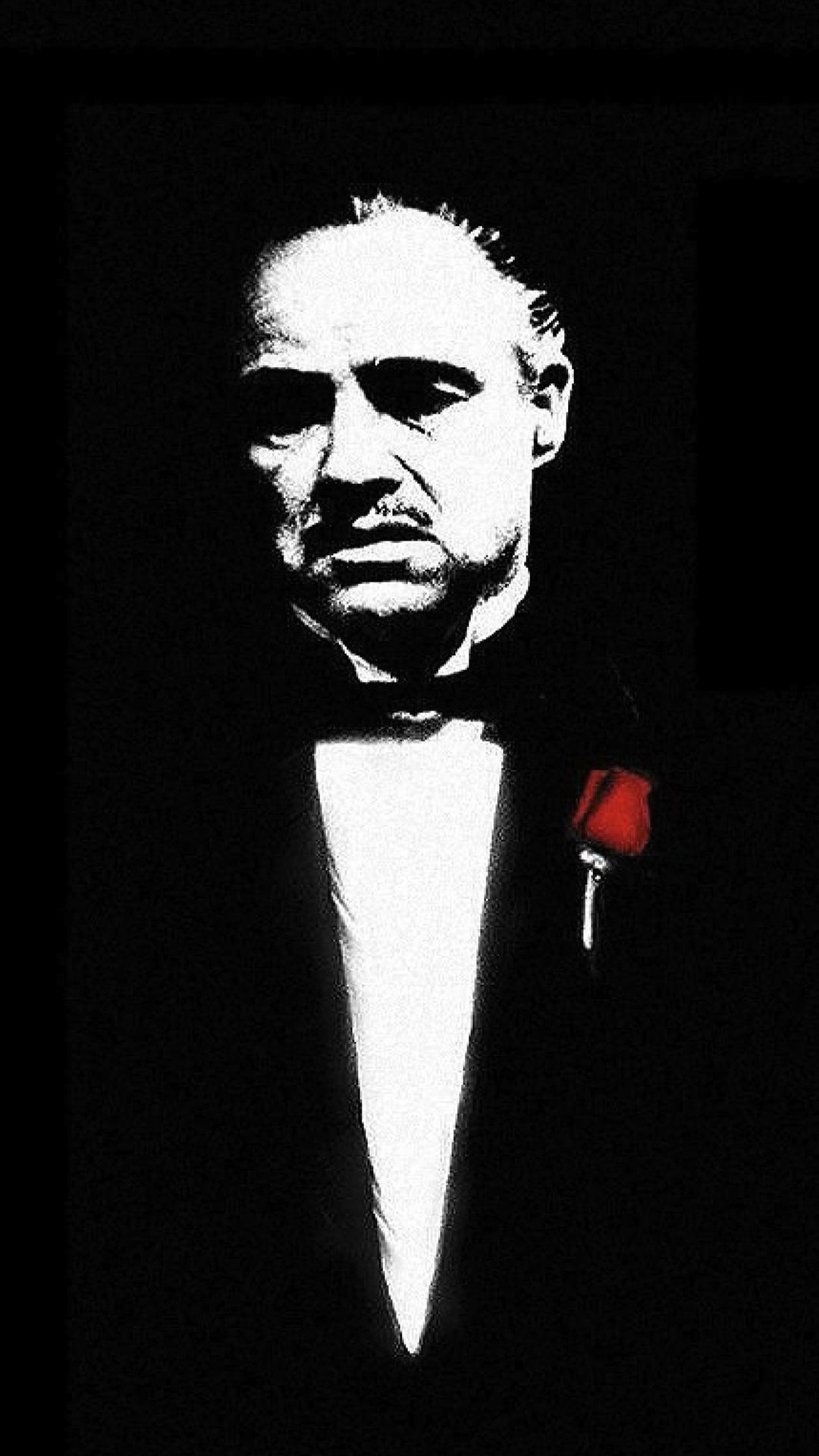 The Godfather #iPhone #7 #wallpaper