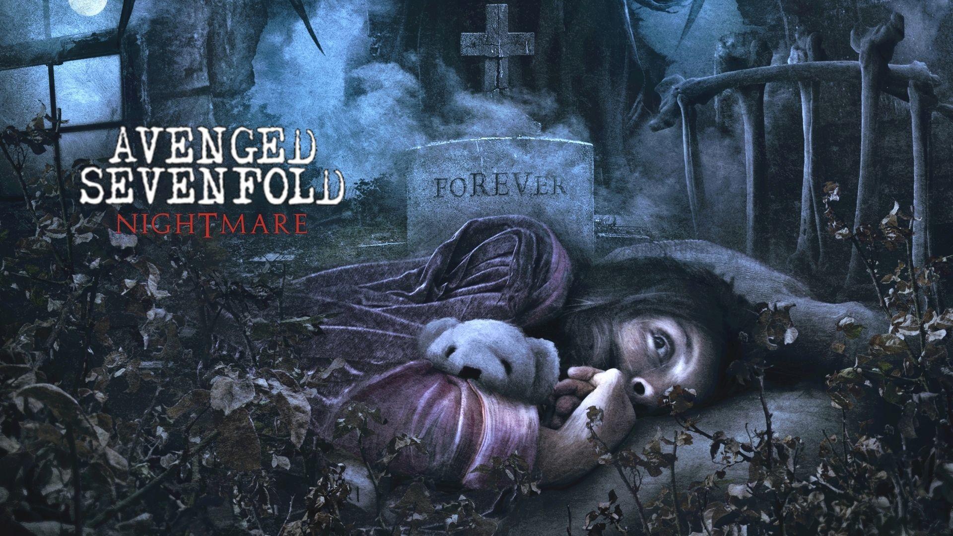 Avenged Sevenfold Nightmare Wallpaper Images