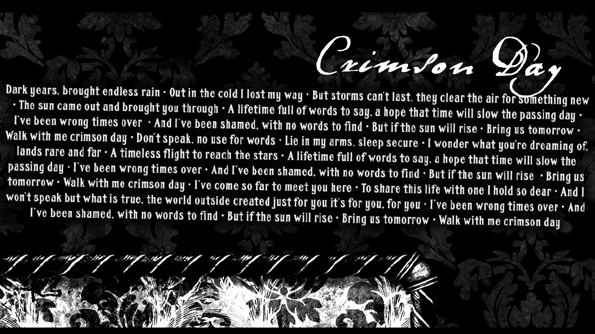 Crimson Day – Avenged Sevenfold