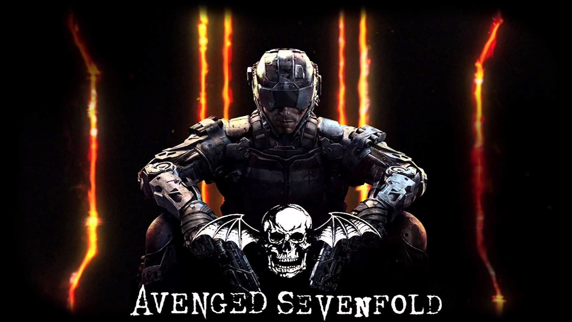 Jade Helm – Avenged Sevenfold [Call of Duty: Black Ops III]