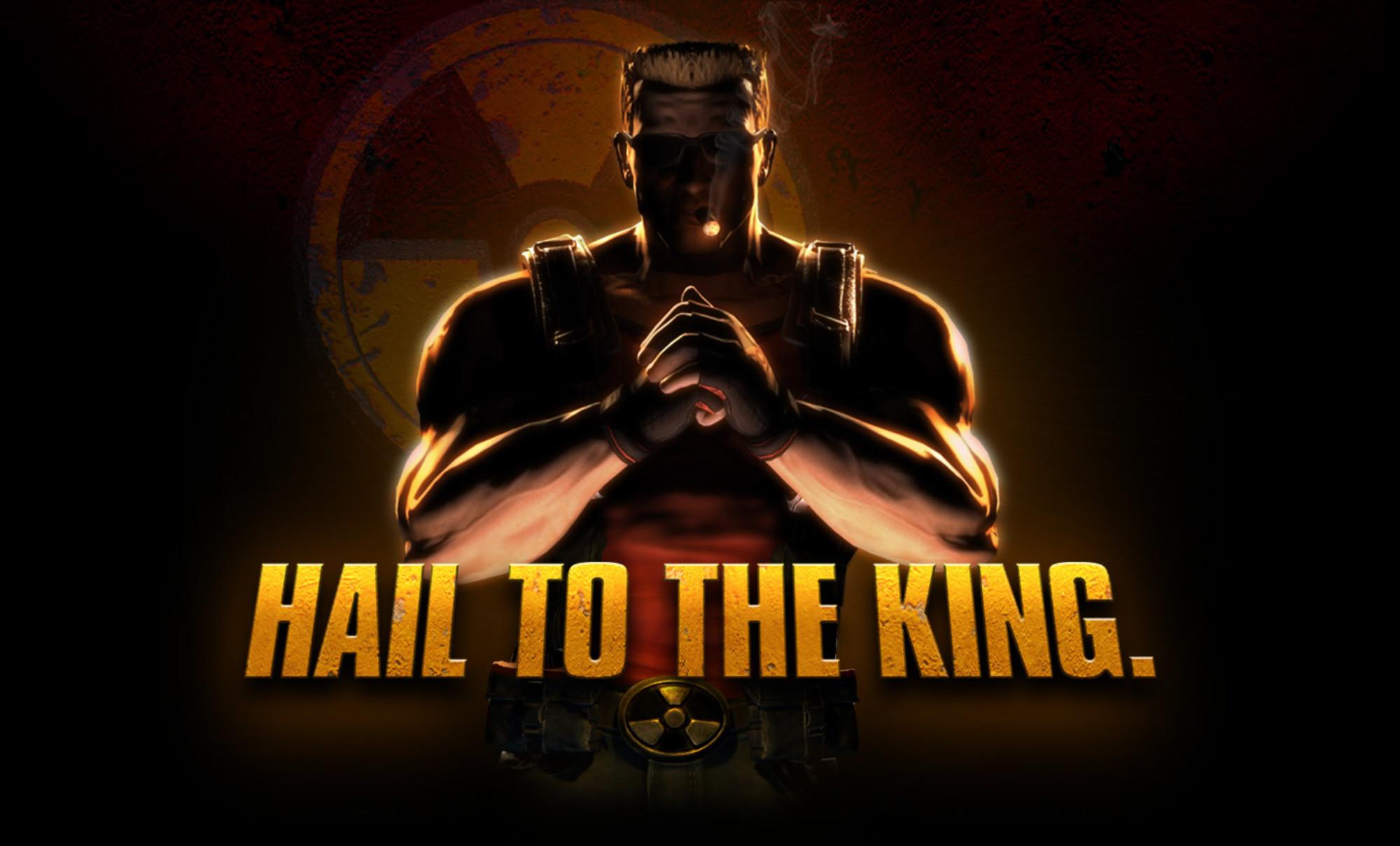 Hail to the King: Deathbat 3D Games Wallpaper Free