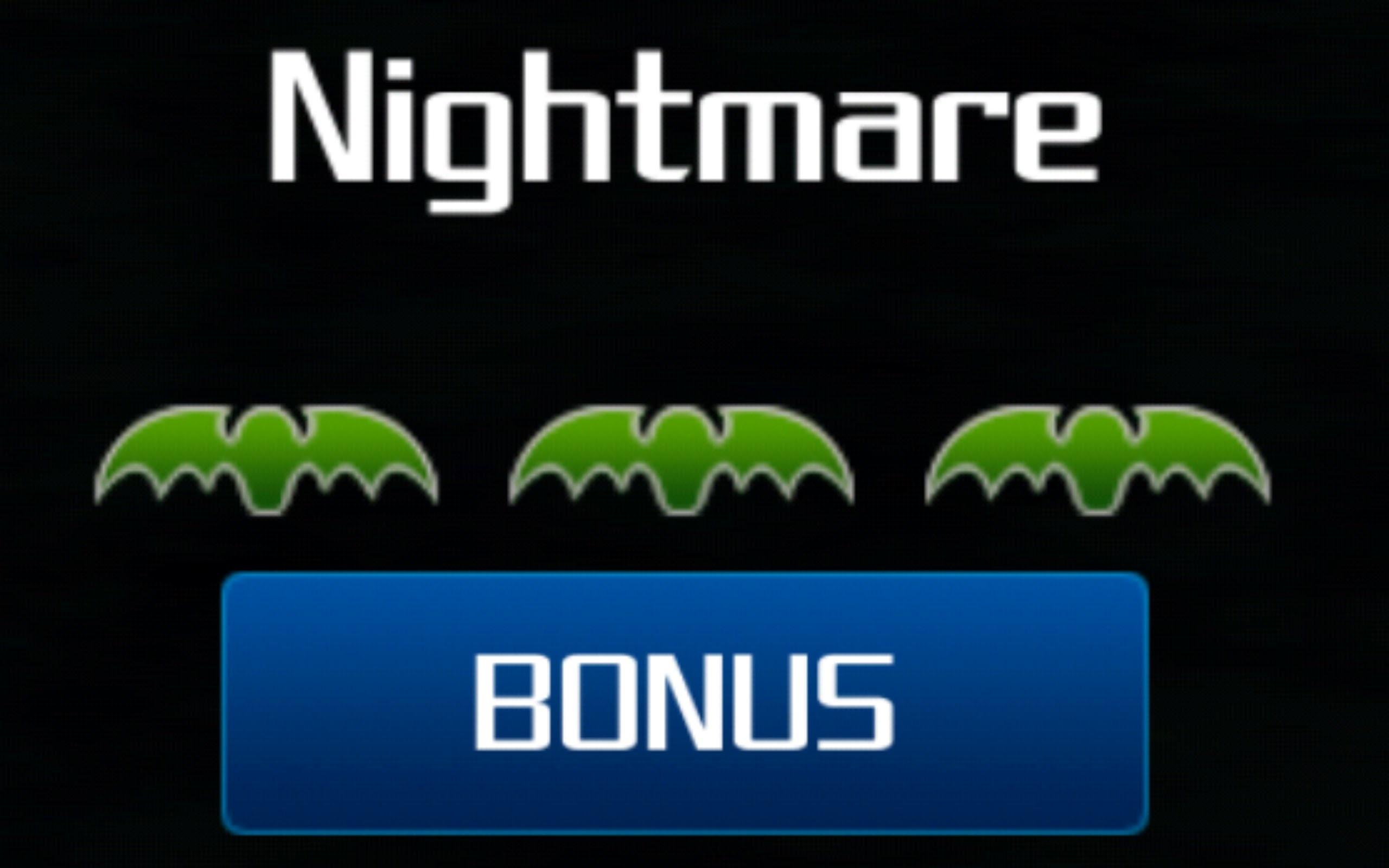 Hail to the King: Death Bat Walkthrough Nightmare Bonus Round