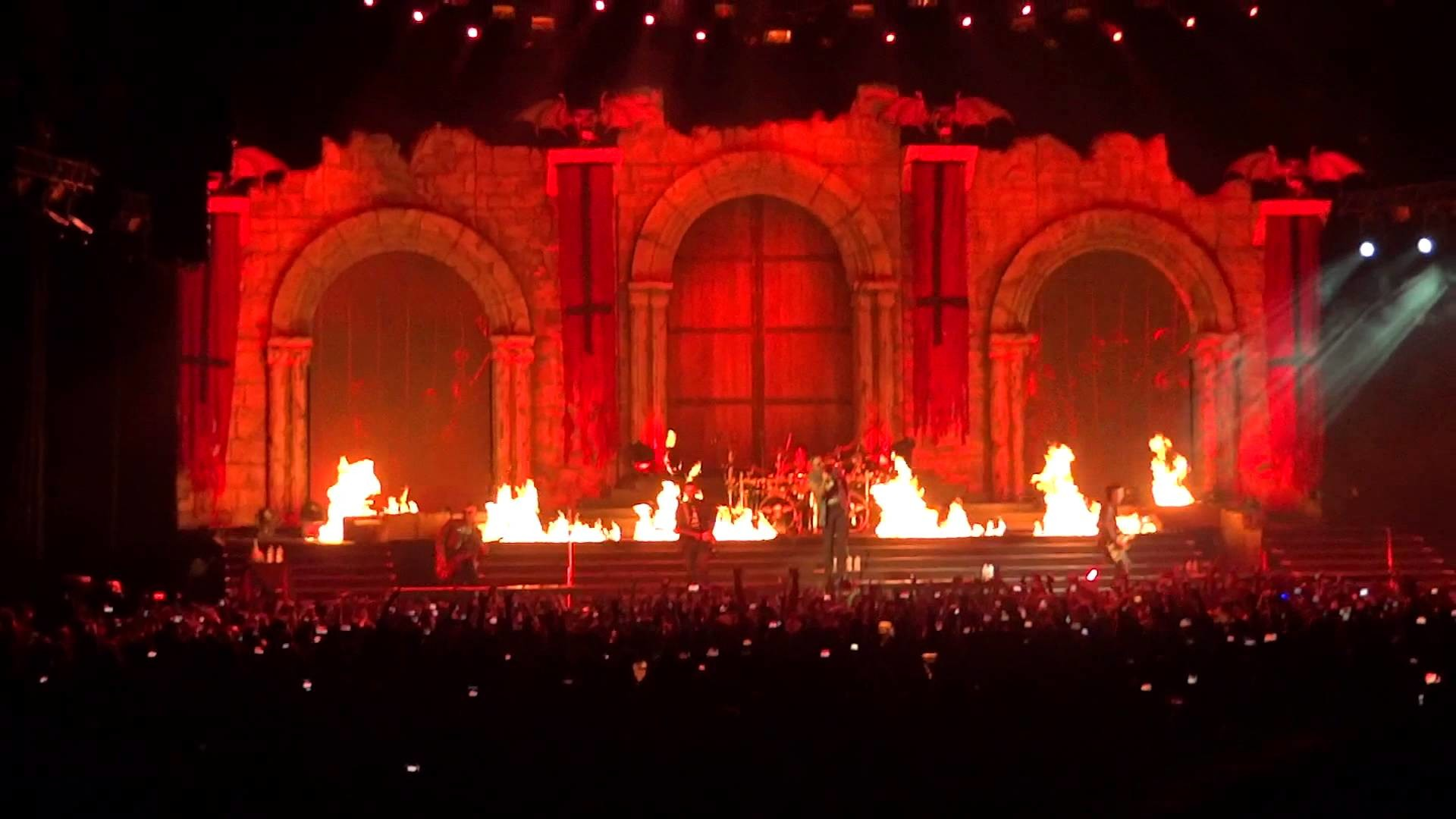 Avenged Sevenfold – Shepherd of Fire – 2013 Tour – Chicago, IL