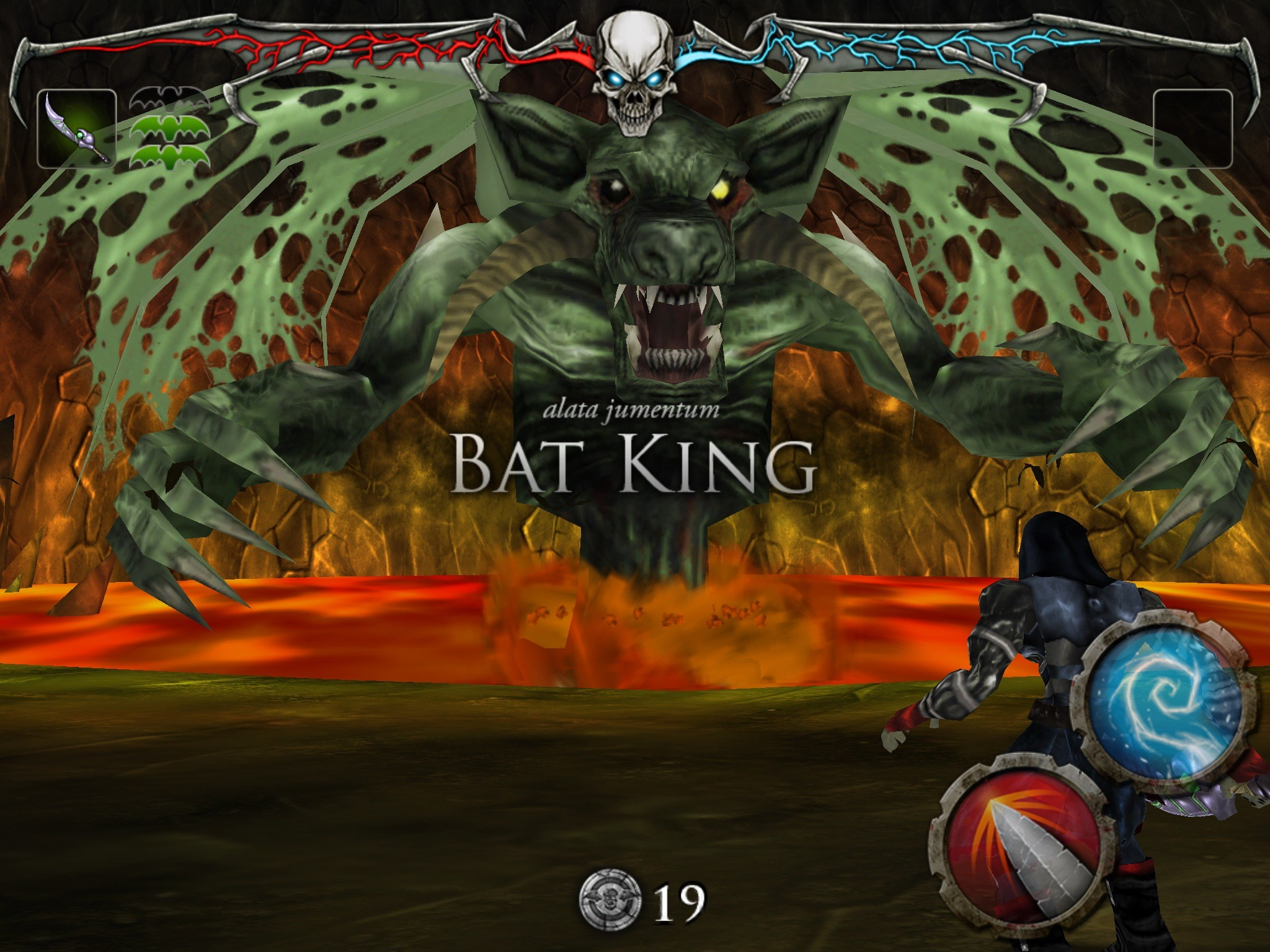 Hail to the King Deathbat (8)