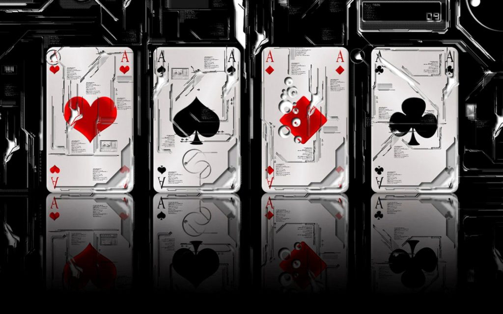 cards, poker, Ace, playing cards, ace of spades – related desktop wallpaper  …