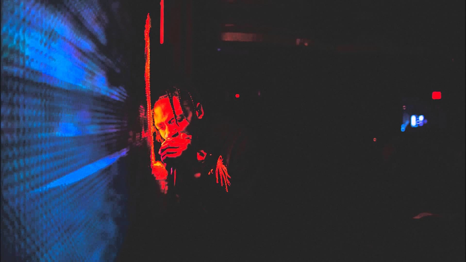 For Travi$ Scott, life is just one big circus. Under a full moon, La Flame  parades through abandoned circus grounds in his dark trippy visual.