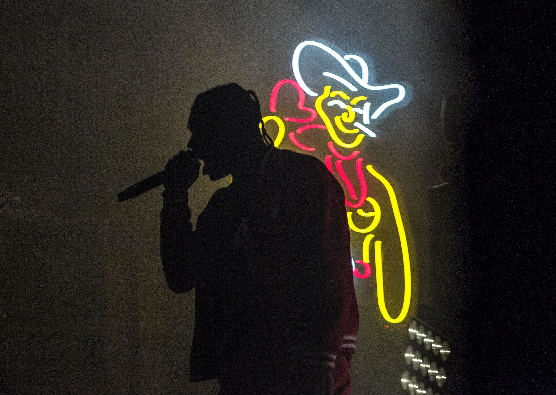 … Travis Scott Young Thug Rodeo Tour Chicago …
