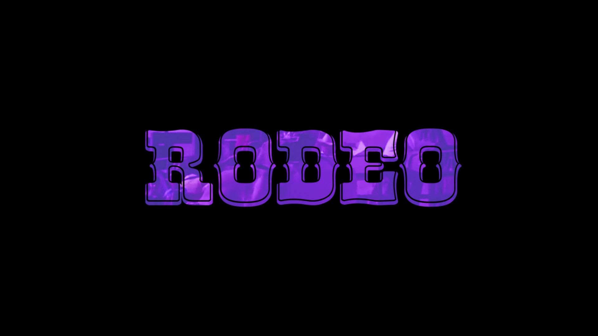 … the Rodeo Tribute, a music video/short film that tells the story of a  bunch of young rebels and their adventures. STARRING music from Travis  Scott's new …