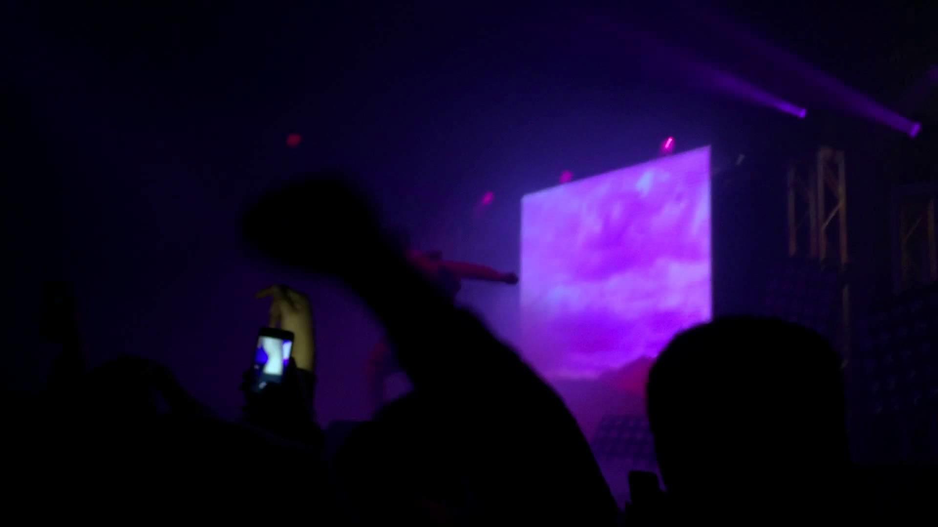 The Rave Travis Scott – Quintana Pt 2 Live Rodeo Tour Milwaukee, Wi 3/6/15  – YouTube