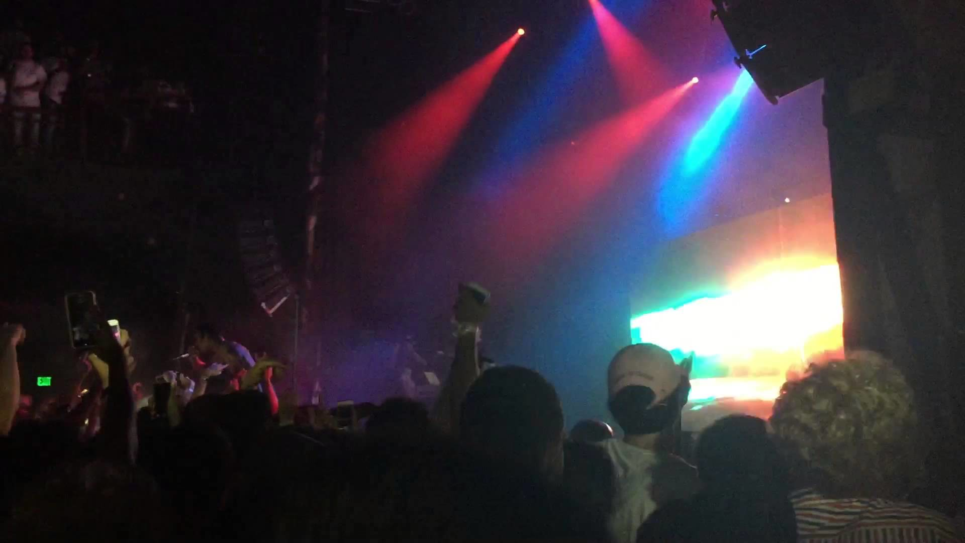 Travis Scott Rodeo Tour House of Blues Houston, Tx 9/4/15 – Wasted